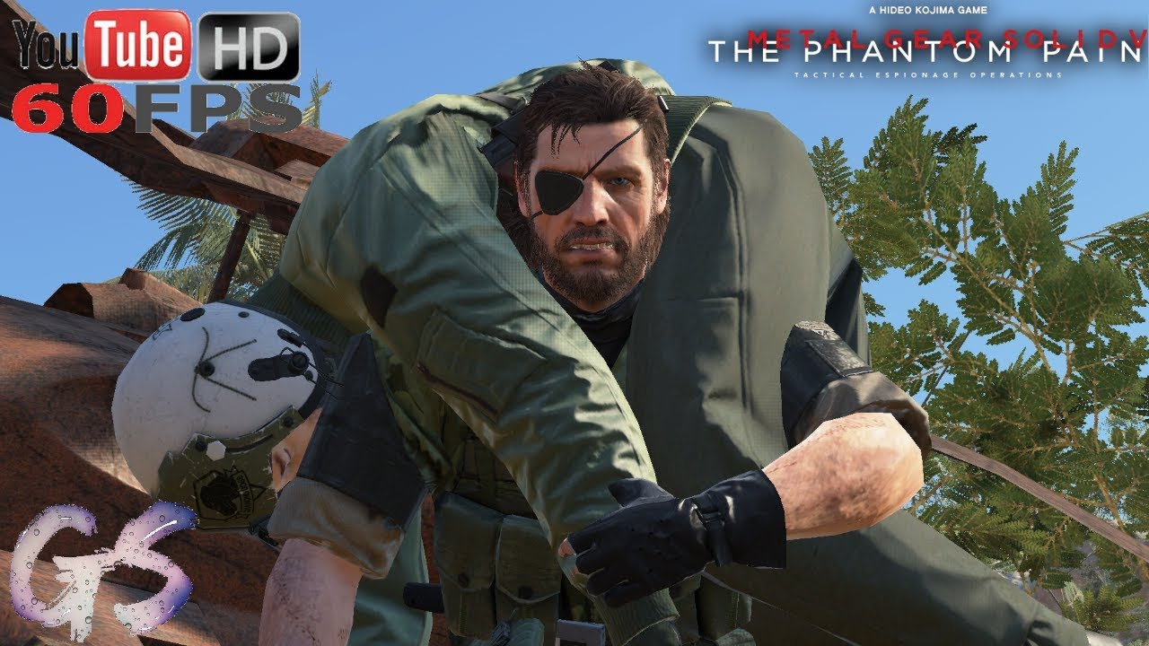 New Side Ops MOD #11 - Blackfoot Down Ops I Metal Gear Solid V: The Phantom  Pain