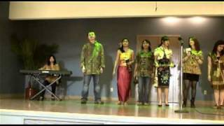 Indonesian Folk Songs - Purdue IndoFest 2011