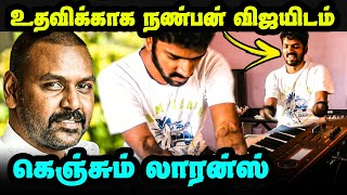Lawrence Master's Heartfelt Request to Thalapathy Vijay & Anirudh