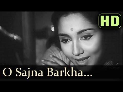 O Sajanaa Barakhaa - Sadhana - Vasant Choudhary - Parakh Songs - Lata Mangeshkar