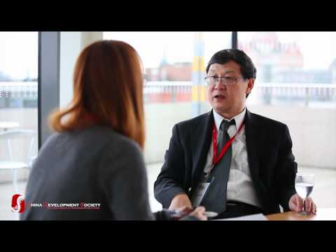 Exclusive Interview with Tingwei Zhang (张庭伟) LSE SU China Development Forum