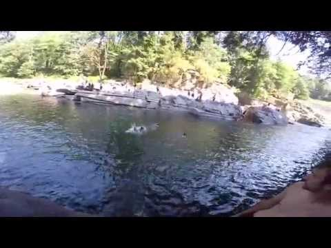 Eagle Falls, Washington (Cliff Jumping)