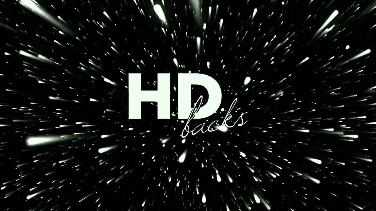 Hyperspace 3d Wallpaper Warp Speed Hd Background Loop Youtube
