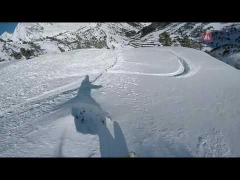 GoPro Run Ralph Backstrom - Vallnord-Arcalís Andorra FWT17 - Swatch Freeride World Tour 2017