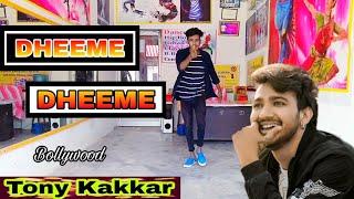 Dheeme Dheeme Dance Video | Daya Tatavat Dance | Vicky Patel Choreography| Tony Kakkar |