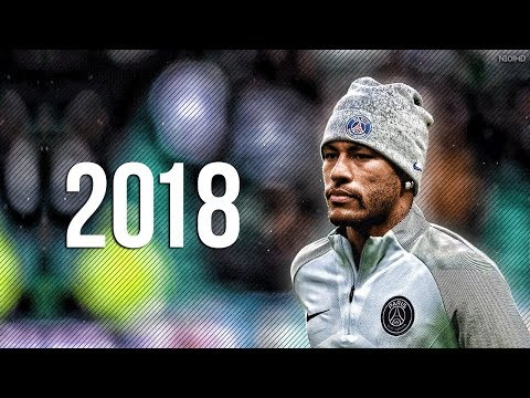 Neymar Jr ● Magic Skills & Goals ● 2017/2018 HD
