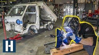 danger-dan-schools-us-on-aluminum-welding-on-the-pit-truck-s-rotary