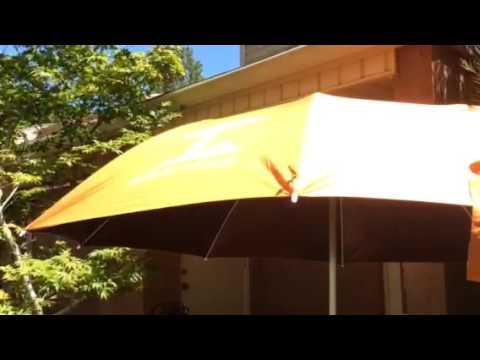 AosKe Portable Sun Shade Umbrella & AosKe Portable Sun Shade Umbrella - YouTube