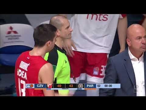 ABA Liga 2017/18 highlights, Round 18: Crvena zvezda mts - Partizan NIS (29.1.2018)