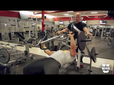 Ben Pakulski Trains To Build a Massive Chest with John - Part 3