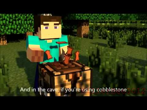 "♫ ""The Unknown"" ♫ - A Minecraft Parody Song of ""Dark Horse"" originally by Katy Perry ft. Juicy J"