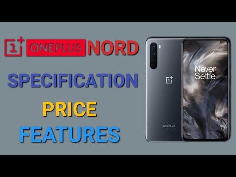 OnePlus Nord Unboxing & Short Review in tamil...#Unboxing #OneplusNord #MobileUnboxing #Gadgetreview from YouTube · Duration:  7 minutes 5 seconds