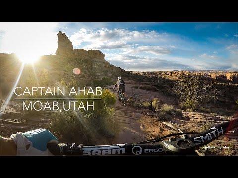 Mountain Biking Captain Ahab with Kyle Mears