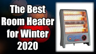 Best Room Heater For Winter | Usha Quartz Heater QH 3002 Unboxing |