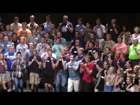 Minnesota Ambassadors of Music 2016 Choir Concert Part 2
