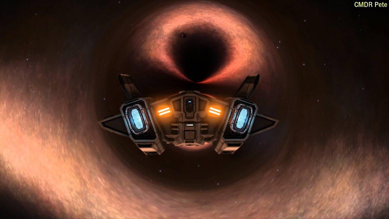 Elite: Dangerous - Black Hole TRAIKEOU AA-A h1 - YouTube