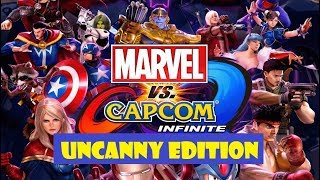 Marvel Vs Capcom Infinite: The Uncanny Edition Being Unveiled At  EVO 2018???
