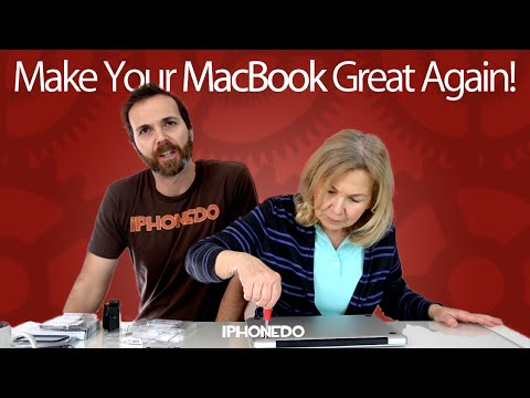MacBook Pro — How To Upgrade And Make It A Lot Faster