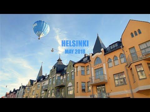 Helsinki (Finland) | Хельсинки (Финляндия) - May 2018