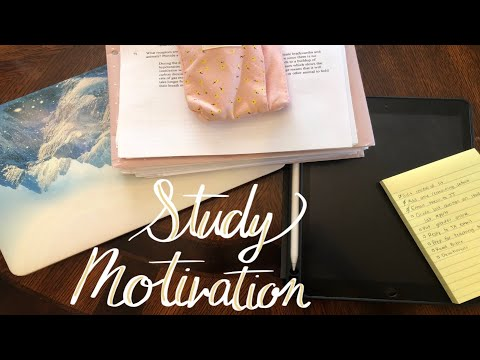 College Motivation: Get Productive with Me!!
