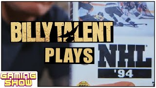 Billy Talent Goes Retro with NHL