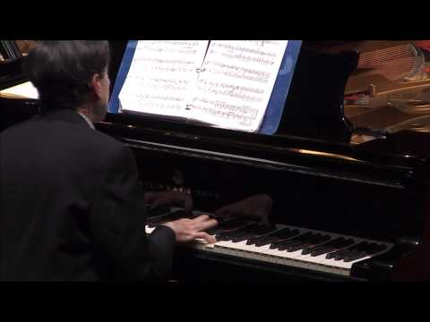Piano Dedication Recital  William Goldenberg  Grieg  Holberg Suite, Op. 40  Rigaudon