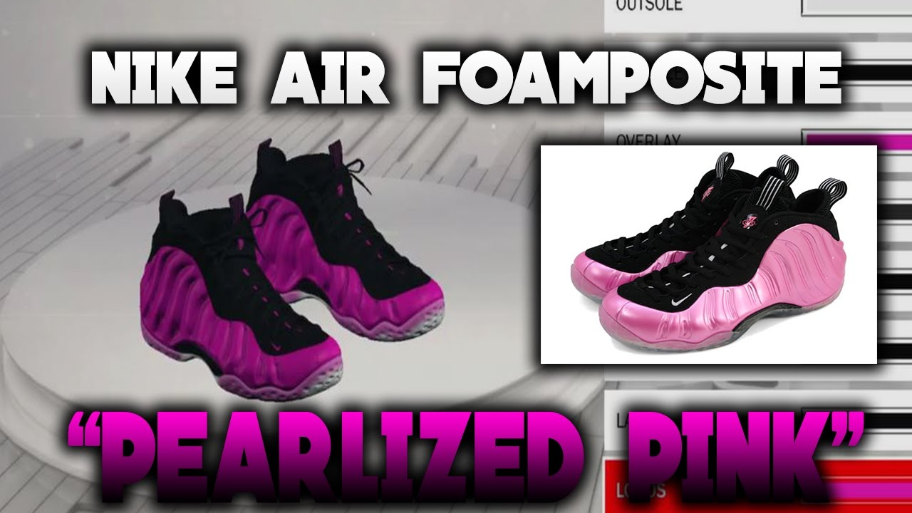 sports shoes 19f49 967c7 HOW TO MAKE THE NIKE AIR FOAMPOSITE ONE
