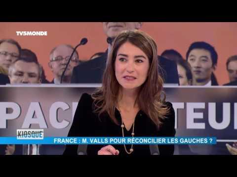 INTÉGRALE KIOSQUE : Valls et l'unité de la gauche