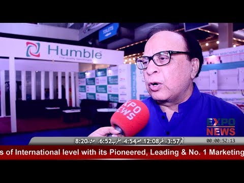 HUMBLE Textile Machinary | World Best Textile Embroidery Machine | Lahore Pakistan