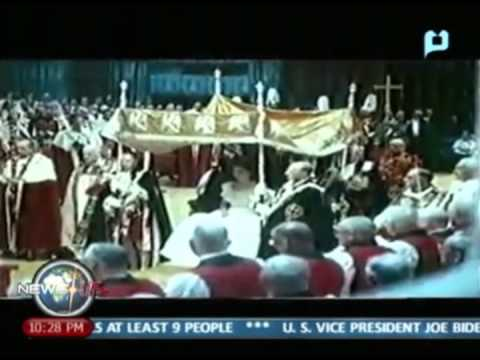 Newslife A Day In The Life Queen Elizabeth Ii Youtube