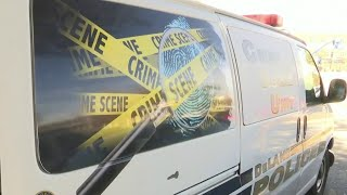 Bullet holes found in DeLand police cruisers