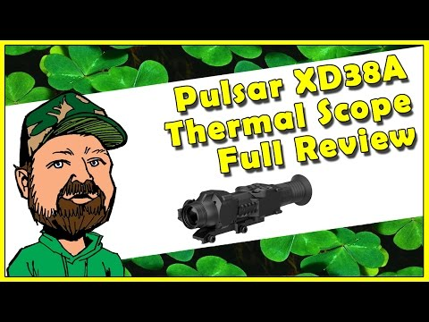 Pulsar Apex XD38A Digital Thermal Imaging Rifle Scope (Night Vision) - Complete Overall Review