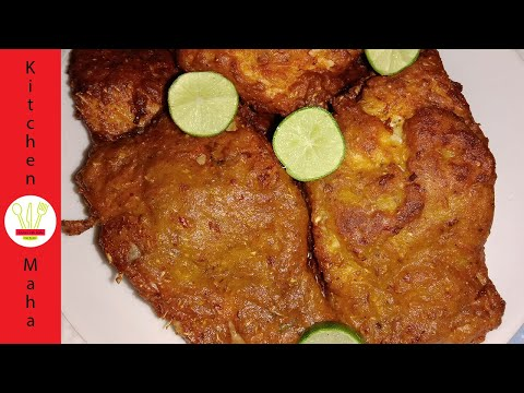 Crispy Fish Fry Simple And Delicious | Tasty Fried Fish