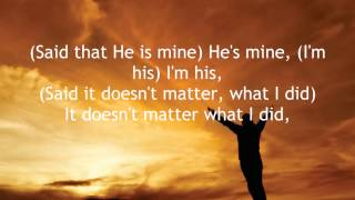 Marvin Sapp - The Best In Me (Lyrics with Adlibs)