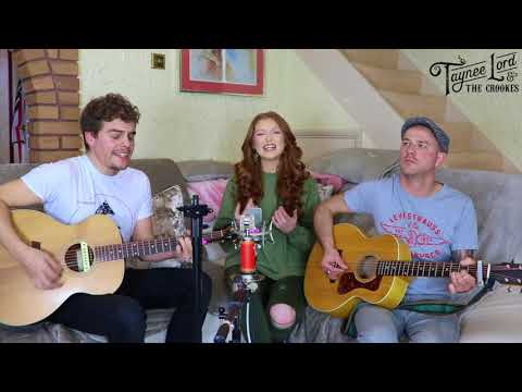 Live In The Living Room: Taynee Lord & The Crookes - Blue Jeans