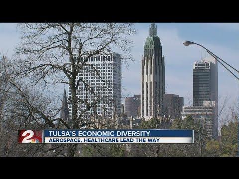 Tulsa's Economic Diversity