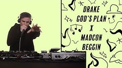 Sam Perry - Beggin' X God's Plan - Mash Up (Drake x Madcon)