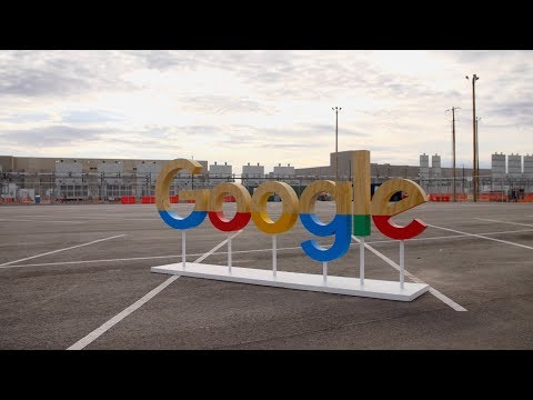 Google Data Center Grand Opening In Clarksville, TN