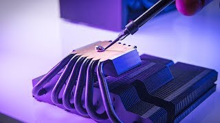 liquid Metal for CPU Coolers - Worth it Over Paste?