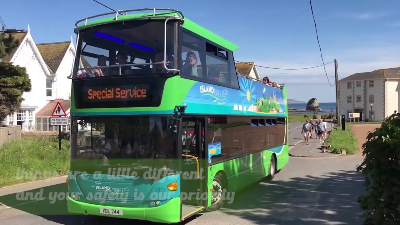 Thumbnail: Enjoy the views! Explore the Island by Bus
