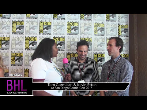 Tom Gormican & Kevin Etten Ghosted  at San Diego ComicCon 2017
