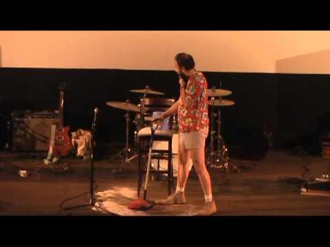 Brett Gelman Jon Glaser SAND BOX 20120414 Portland, OR.