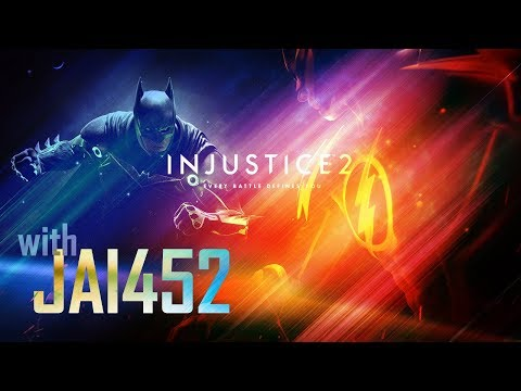 Injustice 2 story with Jai452 and Lord Blair Part 14