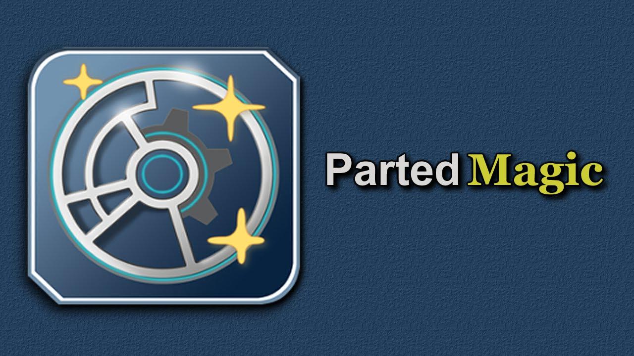 Parted Magic 2016.10.18 [.ISO] โปรแกรมจัดการพาร์ทิชั่น