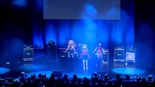 Repeat youtube video Caramella Girls - Caramelldansen - Stage Performance