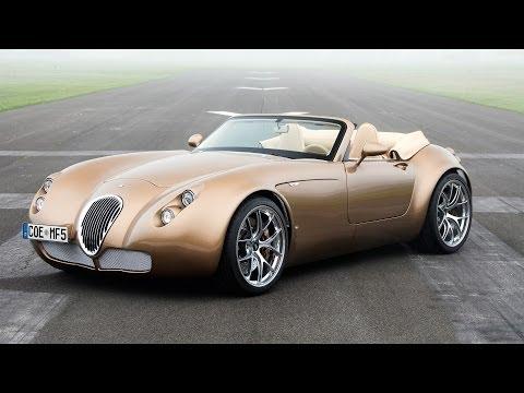 2011 Wiesmann Roadster MF5 Review Outside & Inside