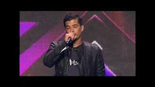 Chris Cayzer - Auditions - The X Factor Australia 2012 night 4 [FULL]