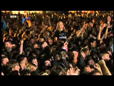 billy talent - surrender (live  @ Area4 2010)
