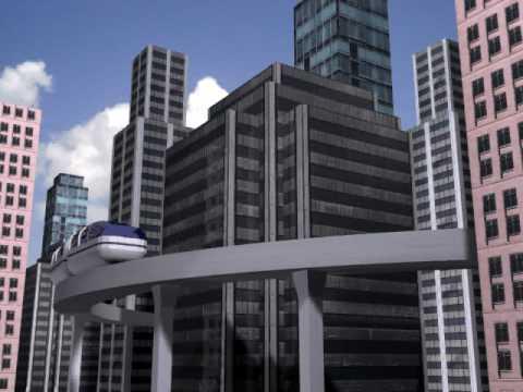 KC-TC 3D Monorail