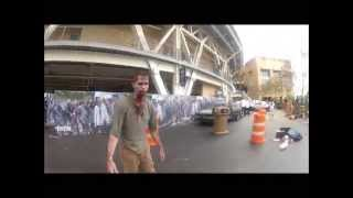 The Walking Dead Escape 2013 at PetCo Park